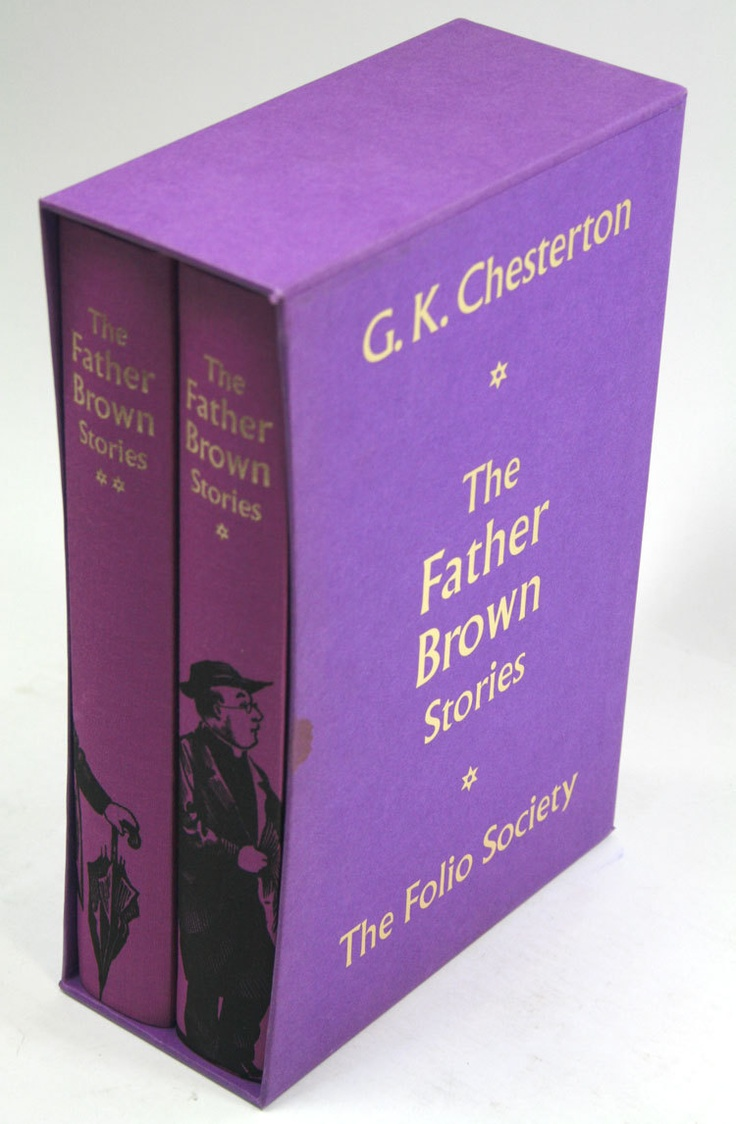 Complete father brown collection published by folio