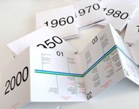 Istantanee 1900-2010 - Timeline of a century by Alessio Sciascia