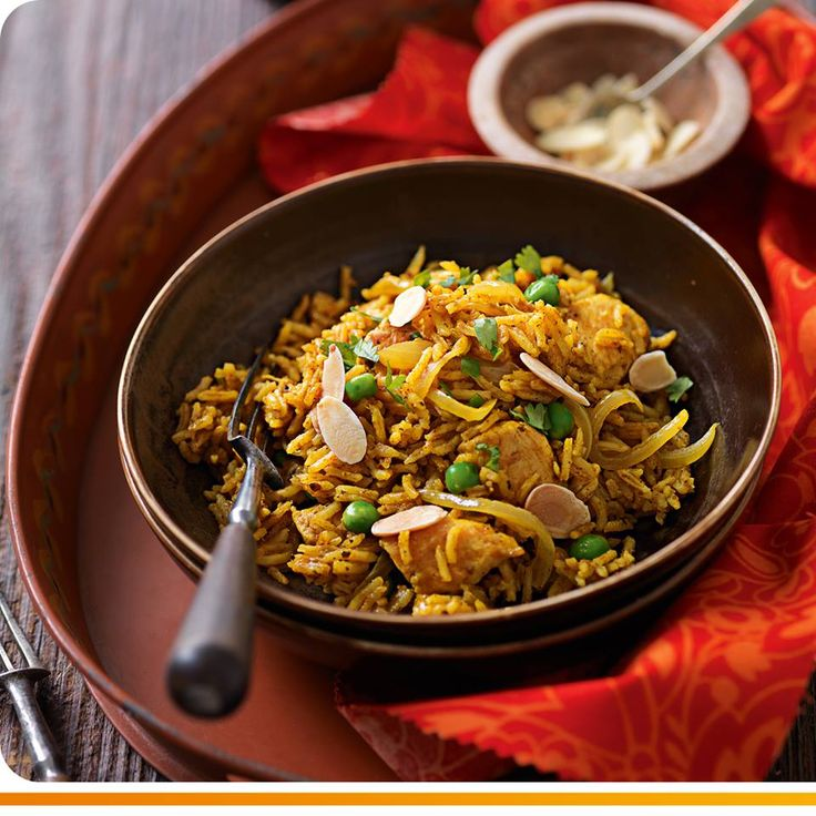 Spice it up #chickenbiriyani #sainsburys #recipe > http://bit.ly/1zJK4Cz