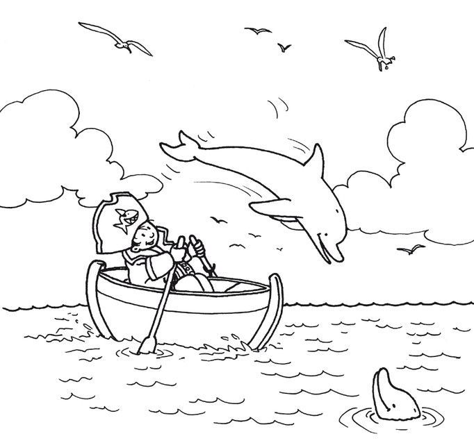 The 20 Best Ideas For Capt N Sharky Coloring Pages Capt