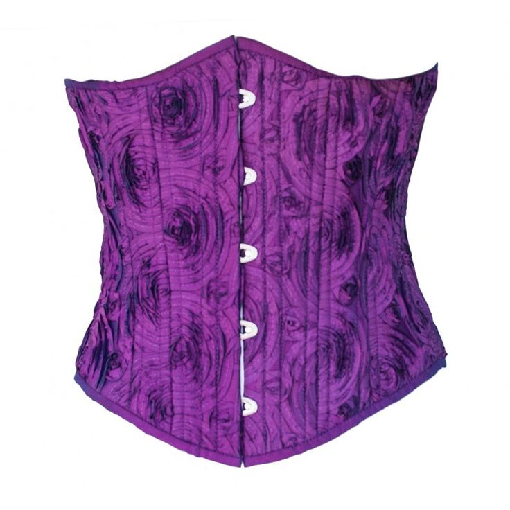 Coming in a striking purple, our Cosplay Purple Corset is sure to impress no matter the occasion and like all our products, comes with our Lifetime Guarantee.