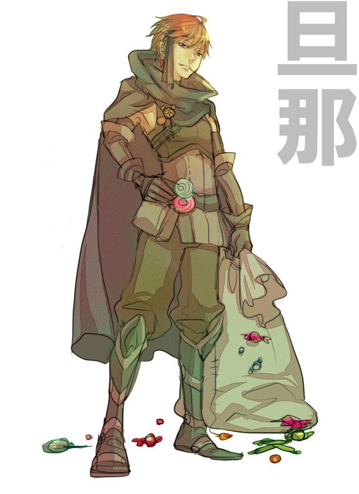 Gaia from Fire Emblem: Awakening