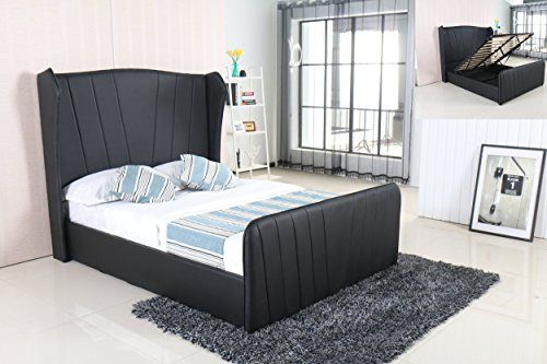 MODERNIQUE® VERO Faux Leather Storage Bed High Headboard ... https://www.amazon.co.uk/dp/B01N5IQGTH/ref=cm_sw_r_pi_dp_x_aMfFzbFK8JKEP