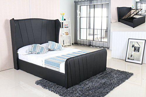 MODERNIQUE® VERO Faux Leather Storage Bed High Headboard ... https://www.amazon.co.uk/dp/B01N5IQGTH/ref=cm_sw_r_pi_dp_x_aMfFzbFK8JKEP