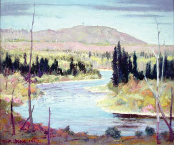 Waters of life and art | OCAD UNIVERSITY