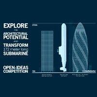 Typhoon Class Submarine Design Competition