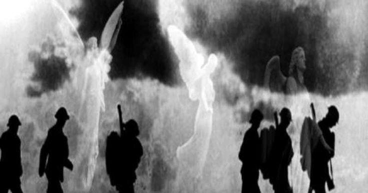 """5 """"Άγγελοι"""" που κατέγραψε ο φωτογραφικός φακός! (Βίντεο)"""