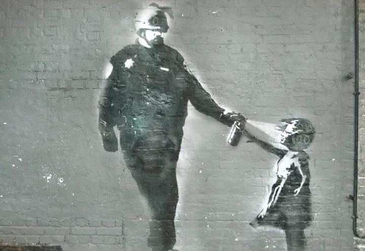 GraffittiStreetart
