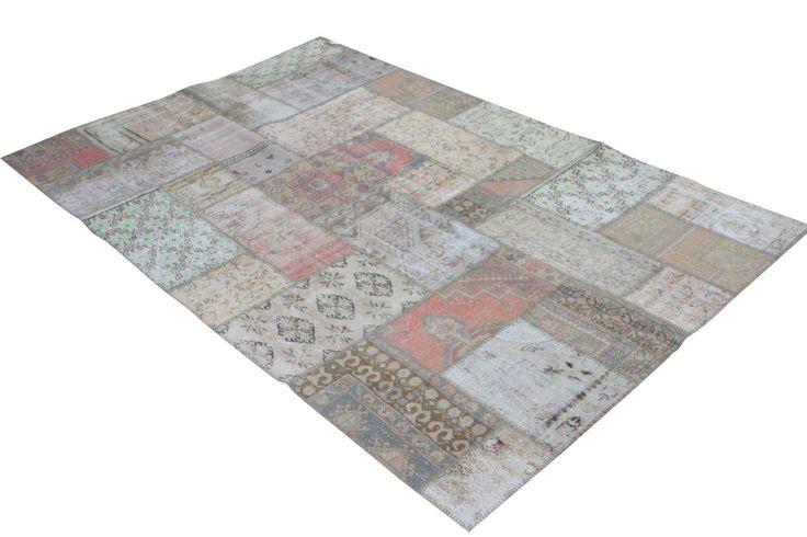 patchwork vloerkleed | Rozenkelim.nl - Groot assortiment kelim tapijten