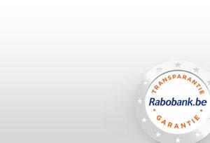 Transparantiegarantie - Rabobank.be