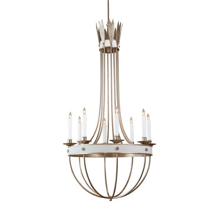 Allan knightlighting chandeliers imperia chandelier