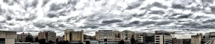 UNC Hospitals panorama retake