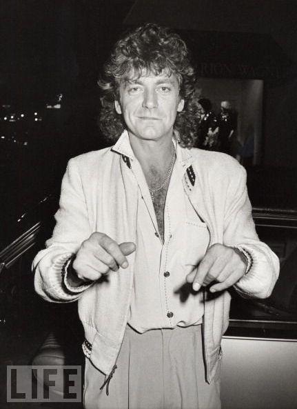 Robert Plant, Honeydrippers *
