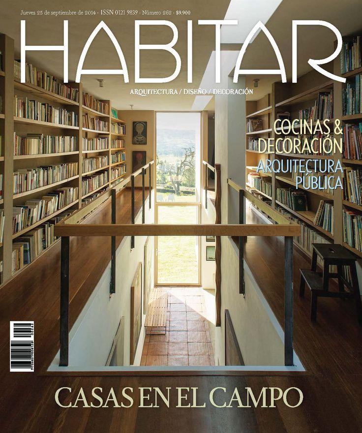 Casas en el Campo. Edición N° 262. Septiembre de 2014.