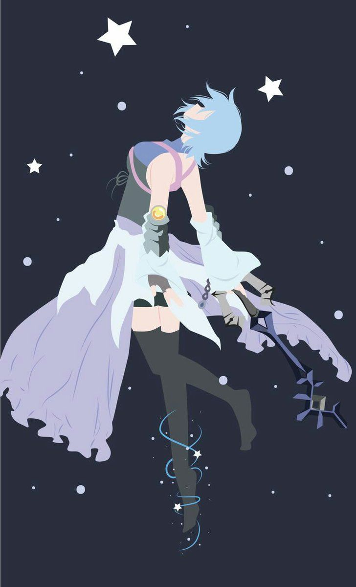 Kingdom hearts iphone wallpaper tumblr - Goboiano 19 Kingdom Hearts Fanart That Will Fill You With Nostalgia Aqua