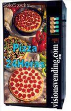 Maquina expendedora de Pizzas