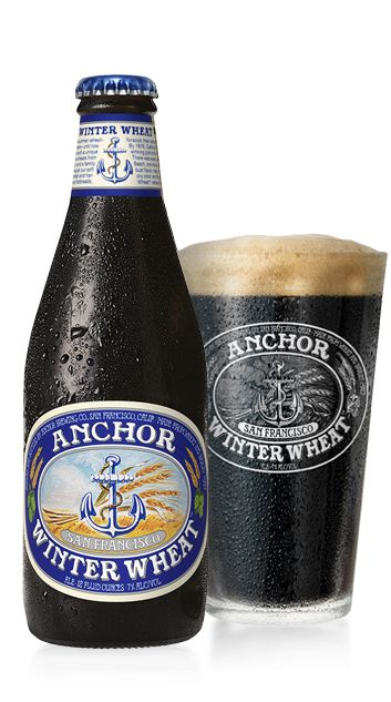 Anchor Brewing | Anchor Winter Wheat - Solid brew. Good taste. Fresh. Nothing…