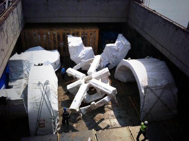 Tunnel Boring Machine (TBM) MRT Jakarta - Berita Engineering 2
