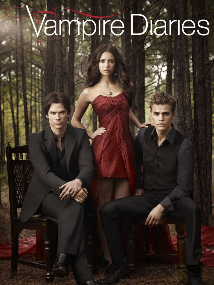 The Vampire Diaries TV Show: News, Videos, Full Episodes and More ...
