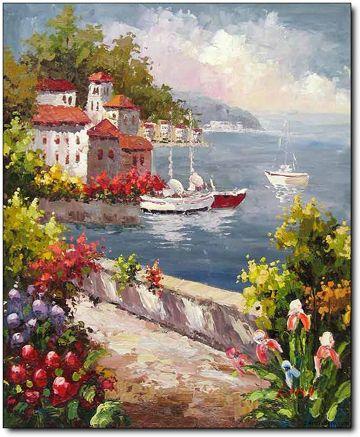 oil painting boutique..
