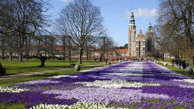 Rosenburg Castle, Copenhagen