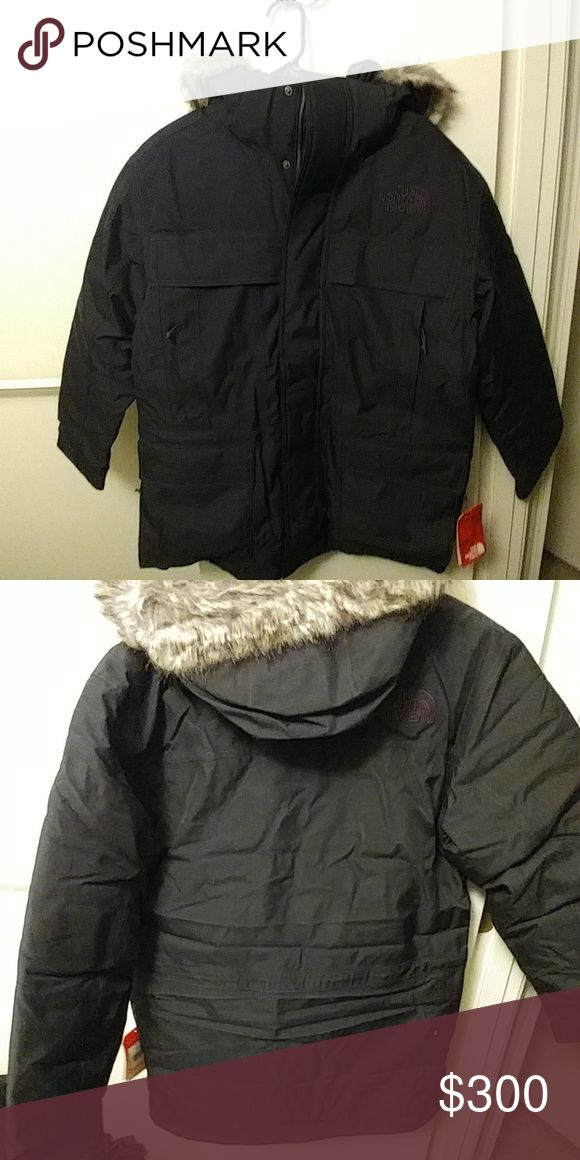 Men's North Face McMundo Parka II Original Men's North Face McMundo Parka.  New with tags. North Face Jackets & Coats Ski & Snowboard