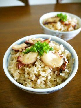 簡単!タコ飯♪ by bvivid [クックパッド] 簡単おいしいみんなのレシピ ...