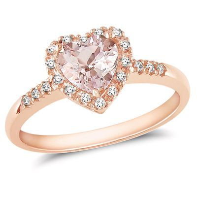 Pink Morganite The Gemstone Of Divine Love Zales