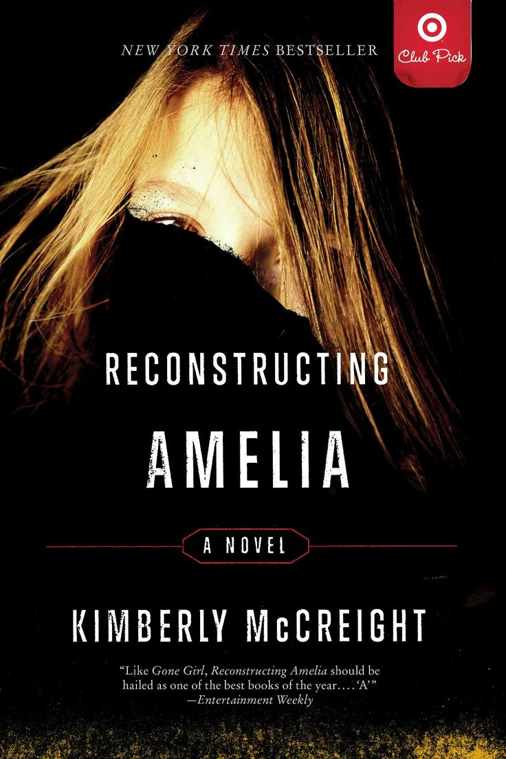 Target Club Pick Dec 2013: Reconstructing Amelia: A Novel by Kimberly McCreight(Paperback)
