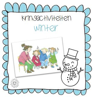 Kringactiviteiten | Thema WINTER