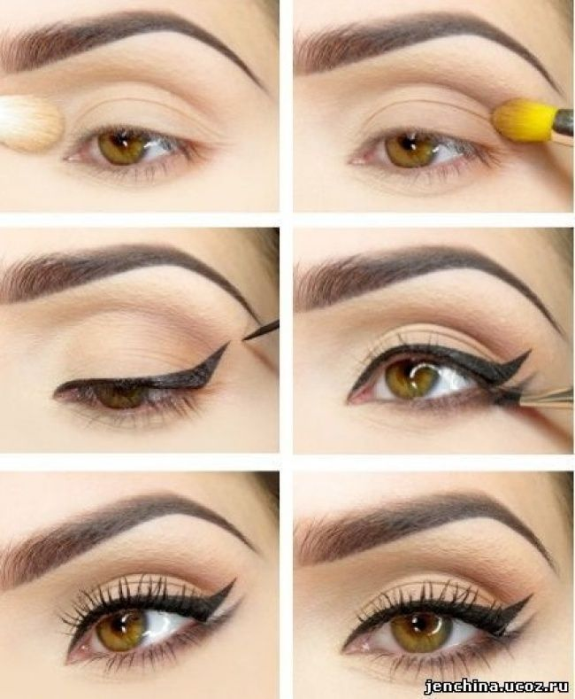 11formas incríveis dedelinear seus olhos