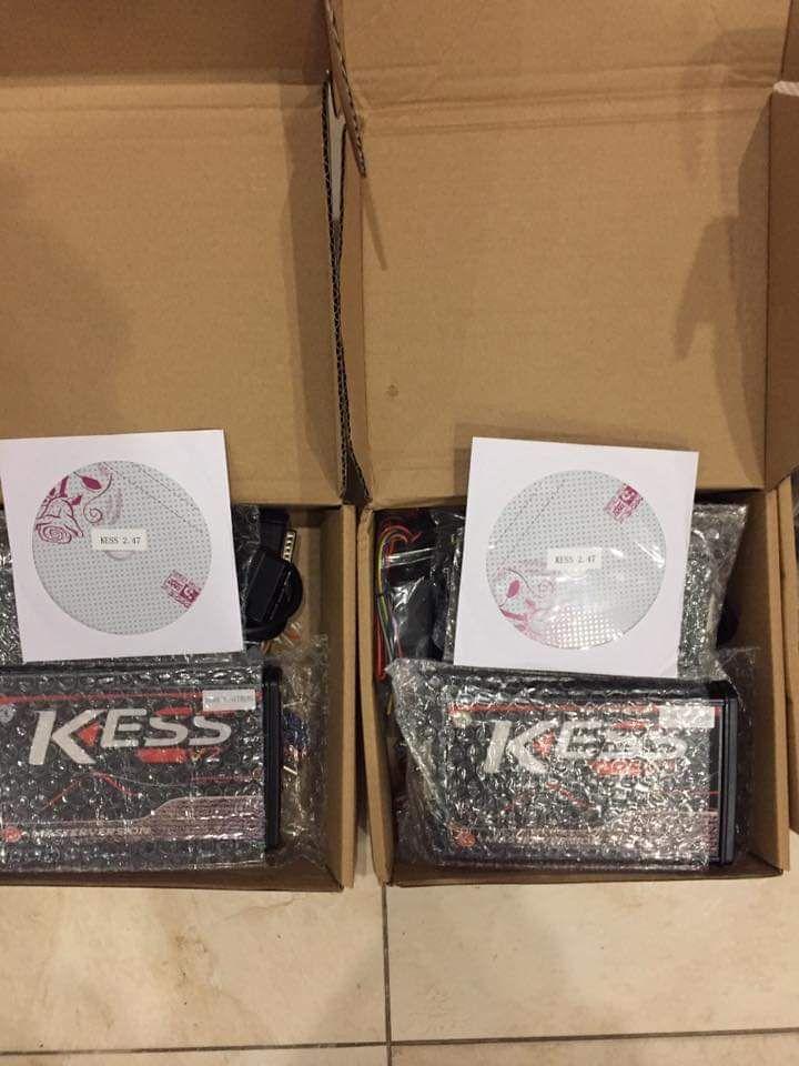Kess V2 5 017 EU Version V5 017 Kess V2 EU Clone With Red PCB New