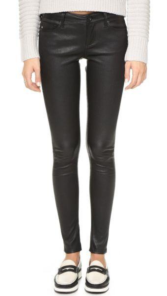 51fbf42ee3ac4b Skinny Leather Pants in 2019 | LUX Woman | Skinny leather pants ...