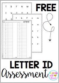 Best 25+ Letter Assessment ideas on Pinterest | Preschool ...