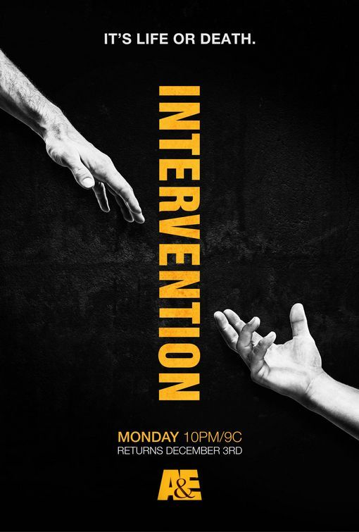 Inervention... with all the addicts in the world, how is this possibly being cancelled?!?!?!?