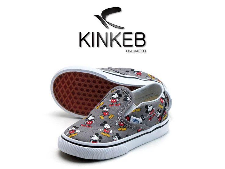 zapatillas vans para niños chile