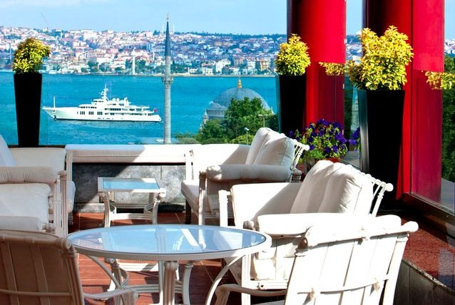 The Ritz-Carlton, Istanbul - Turkey