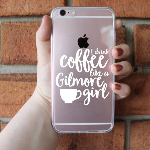 I Drink Coffee Like A Gilmore Girl Phone Case | Gilmore Girls Phone Case | iPhone Case | Galaxy Case | Southern Sweetheart Gifts by SthrnSweetheartGifts on Etsy https://www.etsy.com/listing/526225169/i-drink-coffee-like-a-gilmore-girl-phone