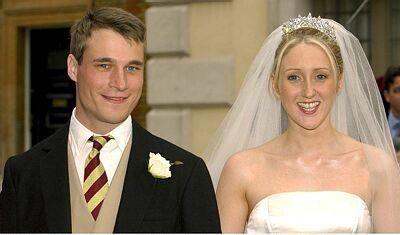Earl Of Ulster Wedding: The Earl And Countess Of Ulster