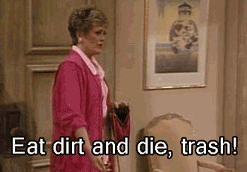 Ah, Blanche! Golden Girls