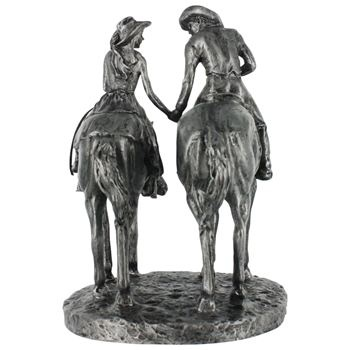 montana silversmiths just hitched western wedding cake topper pin montana silversmiths just hitched western wedding cake 17529