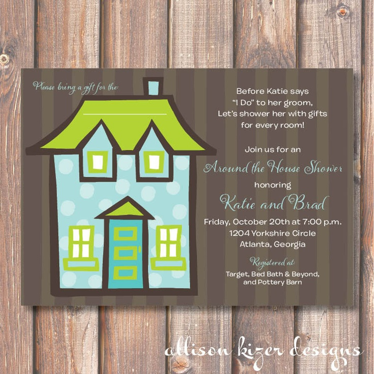 11 best around the house shower invitations images on pinterest aqua and lime green polka dots couples shower housewarming party open house modern funky boho around the house shower printable invitation filmwisefo Images