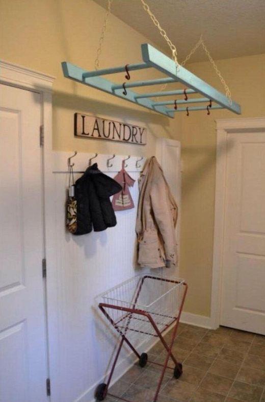 die besten 17 ideen zu alte leiter auf pinterest altes leiterdekor und leitern. Black Bedroom Furniture Sets. Home Design Ideas