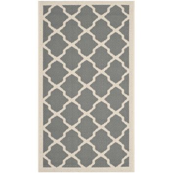 You'll love the Courtyard Grey/Ivory Indoor/Outdoor Area Rug at Wayfair.co.uk - Great Deals on all Home Furnishings  products with Free Shipping on most stuff, even the big stuff.