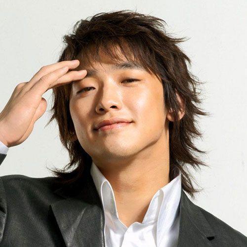 Long Korean Guy Hairstyles #Menshairstyles