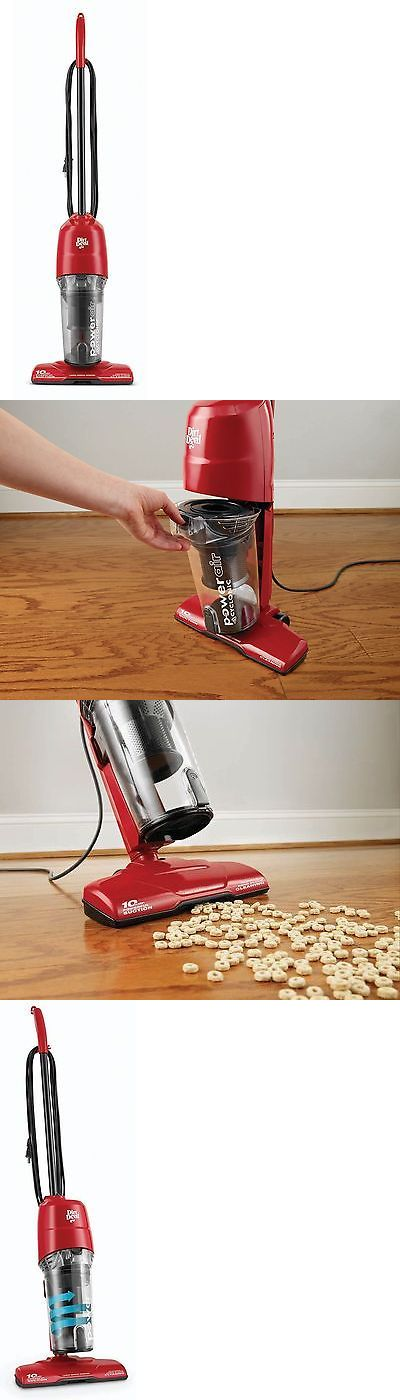 Vacuum Cleaners 20614: Dirt Devil Power Air Corded Bagless Stick Vacuum, Sd20505x -> BUY IT NOW ONLY: $34.99 on eBay!