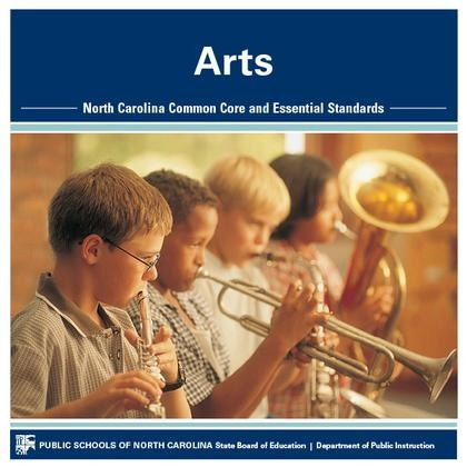 Common Core and Essential Standards for Arts Education Wiki
