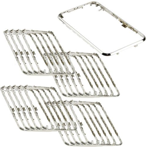 20PCS New Metal Chrome Front Bezel Frame For iPhone 3G 8GB 16GB | eBay