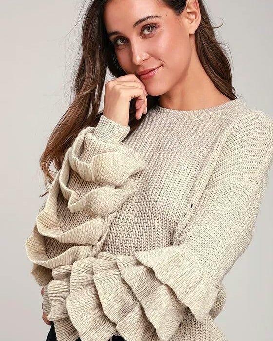 44 patrones de suéter de ganchillo gratis súper fáciles para 2019 ...