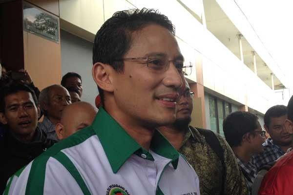 Sandiaga Uno Curigai Pesan Tersembunyi dari Strategi Penolakan Ahok-Djarot